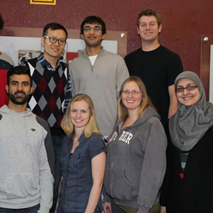 Community of Chemistry Graduate Students