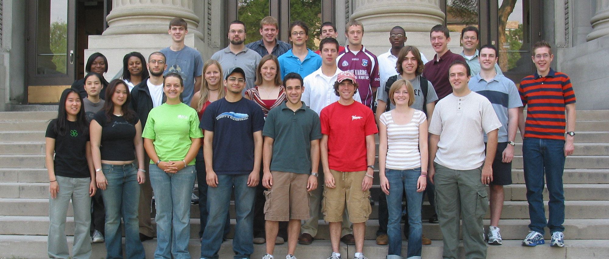 2006 Research Experience for Undergraduates Participants