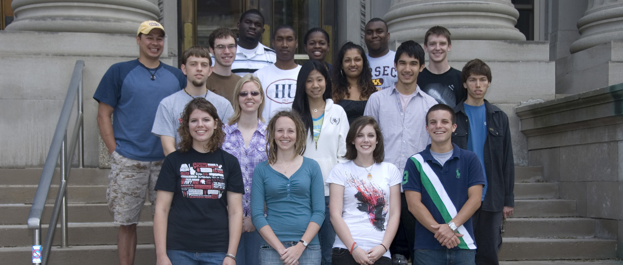 2008 Research Experience for Undergraduates Participants